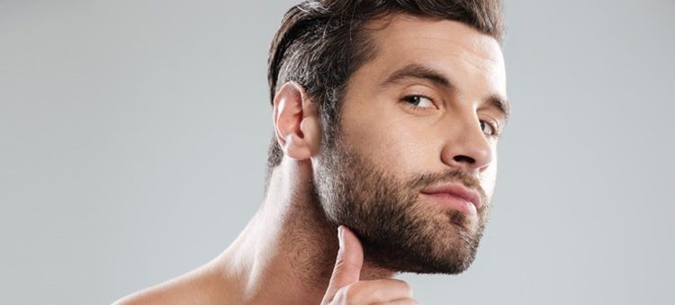 how to grow beard for the first time