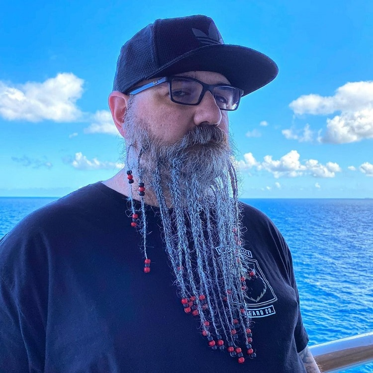 long-beard-3 70 Sexy Long Beard Styles for Men