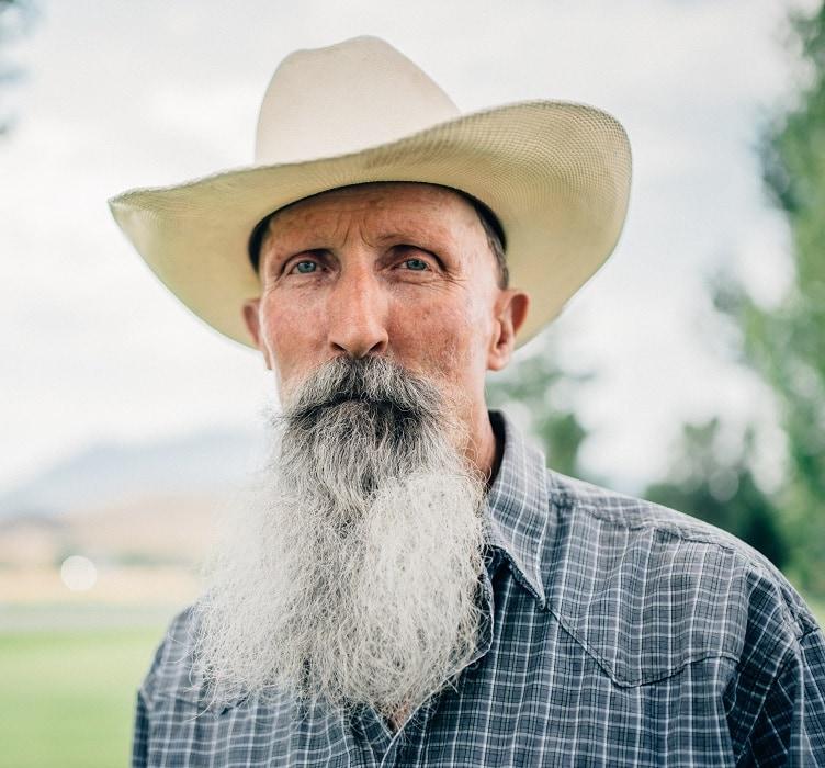 long-beard-for-old-men 70 Sexy Long Beard Styles for Men