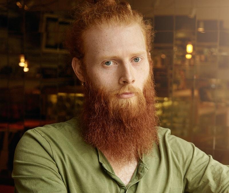 long-red-beard 70 Sexy Long Beard Styles for Men
