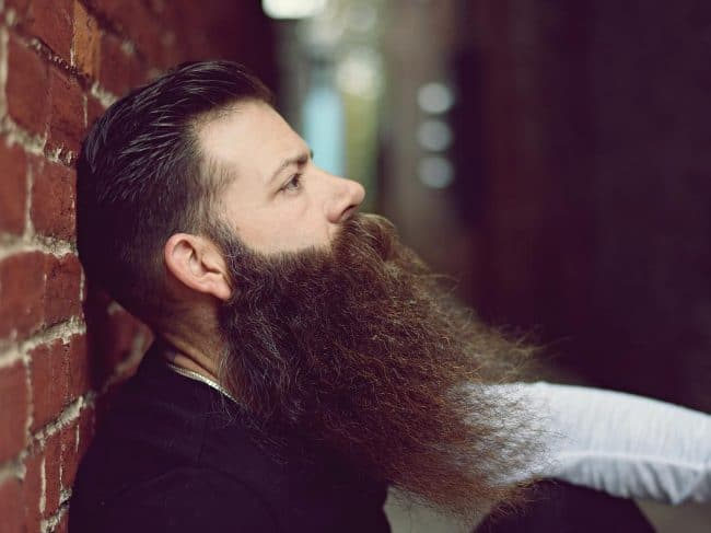 men-beard-style-10 160 Coolest Beard Styles to Grab Instant Attention [2019]