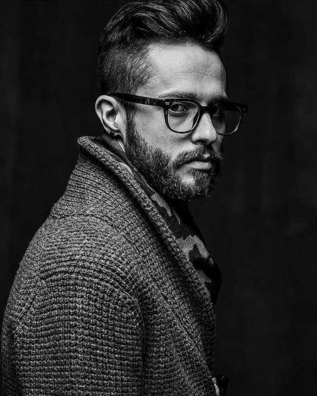 men-beard-style-14 160 Coolest Beard Styles to Grab Instant Attention