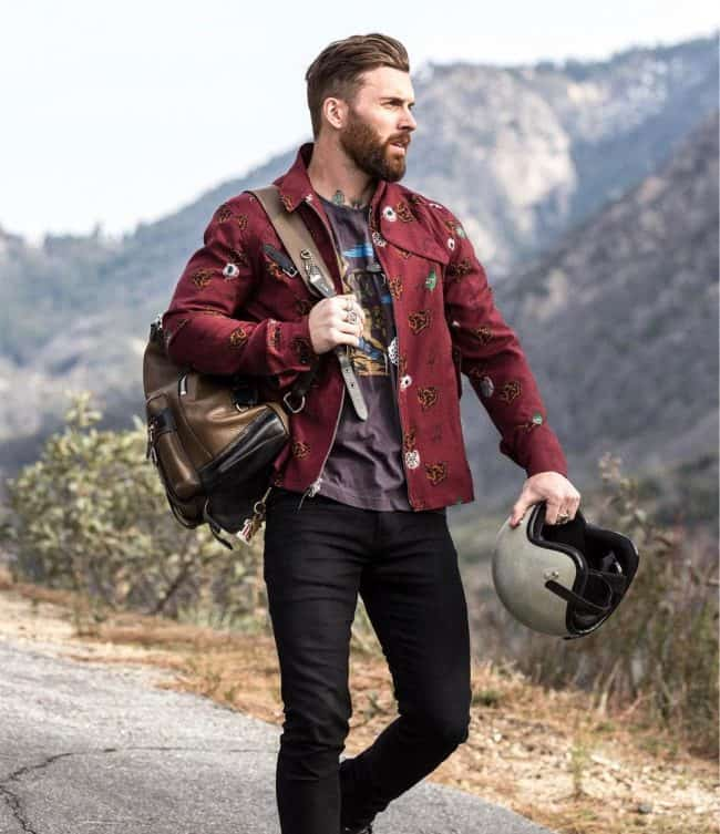 men-beard-style-24 160 Coolest Beard Styles to Grab Instant Attention [2020]
