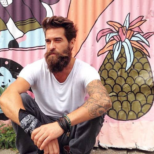 men-beard-style-3 160 Coolest Beard Styles to Grab Instant Attention [2020]