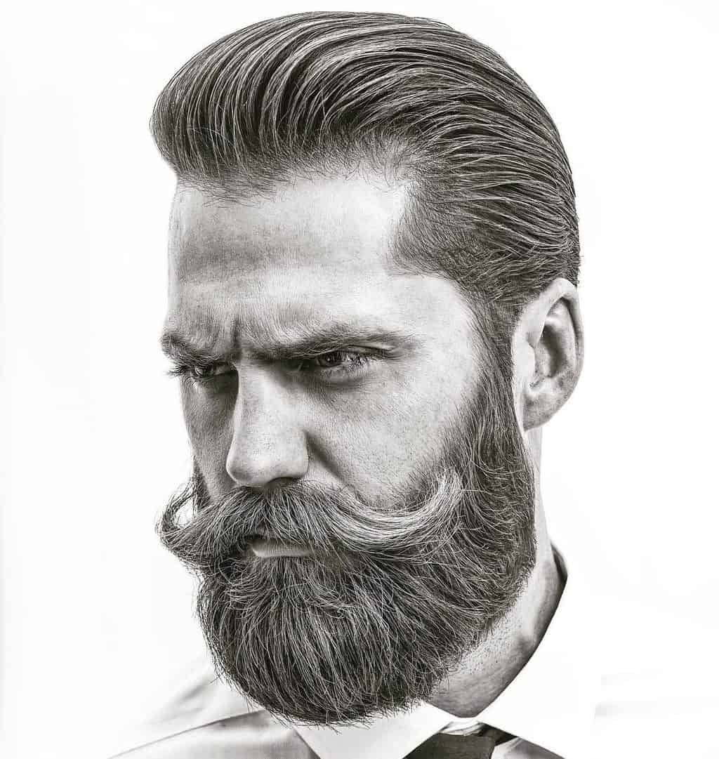 men-beard-style-35 160 Coolest Beard Styles to Grab Instant Attention [2019]