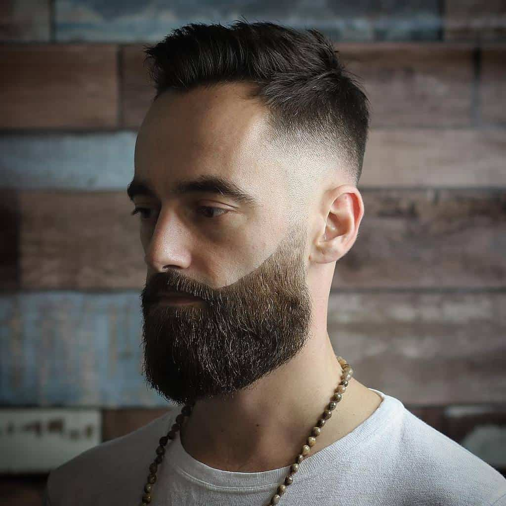 men-beard-style-36 160 Coolest Beard Styles to Grab Instant Attention [2019]