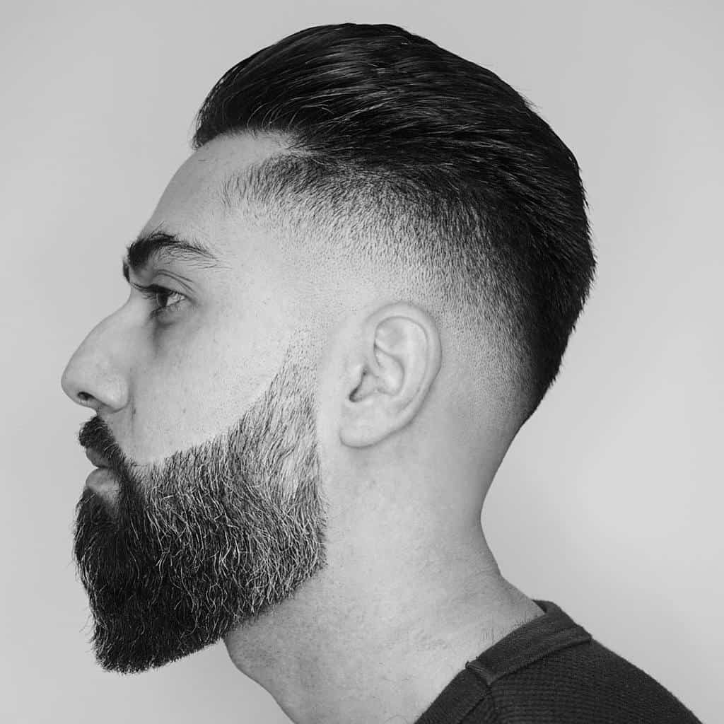 men-beard-style-37 160 Coolest Beard Styles to Grab Instant Attention [2020]