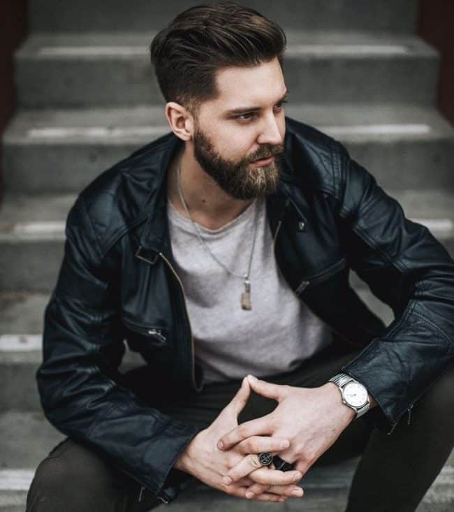 men-beard-style-6 160 Coolest Beard Styles to Grab Instant Attention [2019]