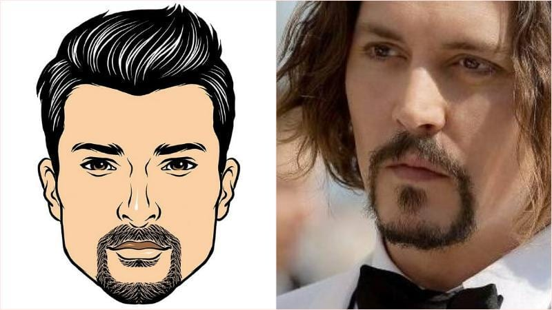 thin-goatee-type 60 Prevailing Goatee Beard Styles for Men [2019]