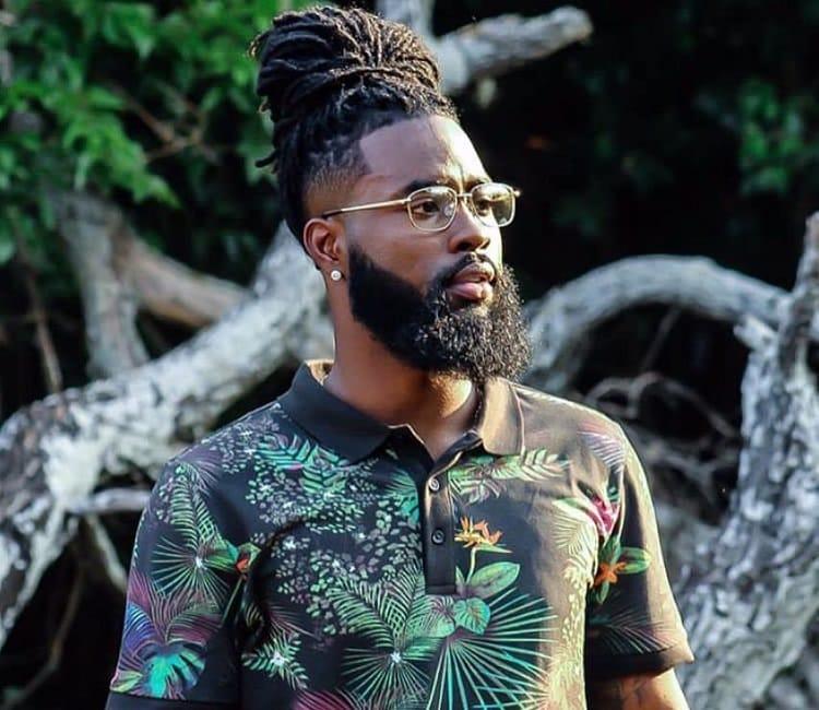 viking beard for black men