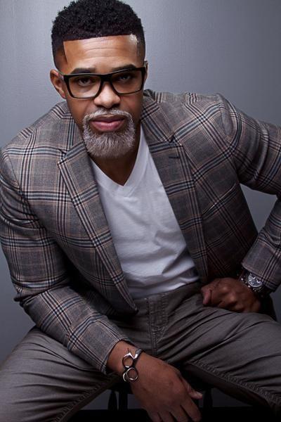 white-goatee 70 Trendiest Beard Styles for Black Men