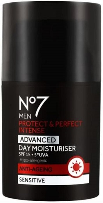No7-Men-Protect-Perfect-Intense-Moisturizer 10 Best Facial Moisturizers Made for Only Men
