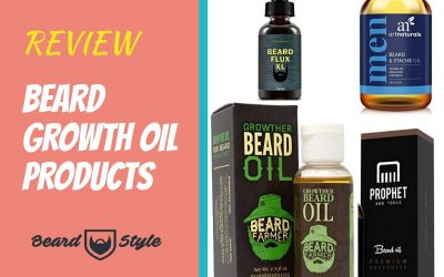 best beard growth oils review