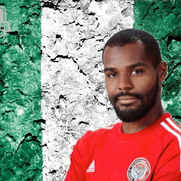 10-NIGERIA-Brian-Idowu 30 Best Beard Styles Donned By Footballers FIFA World Cups