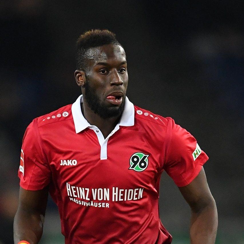 Salif Sane Senegal footballer beard style