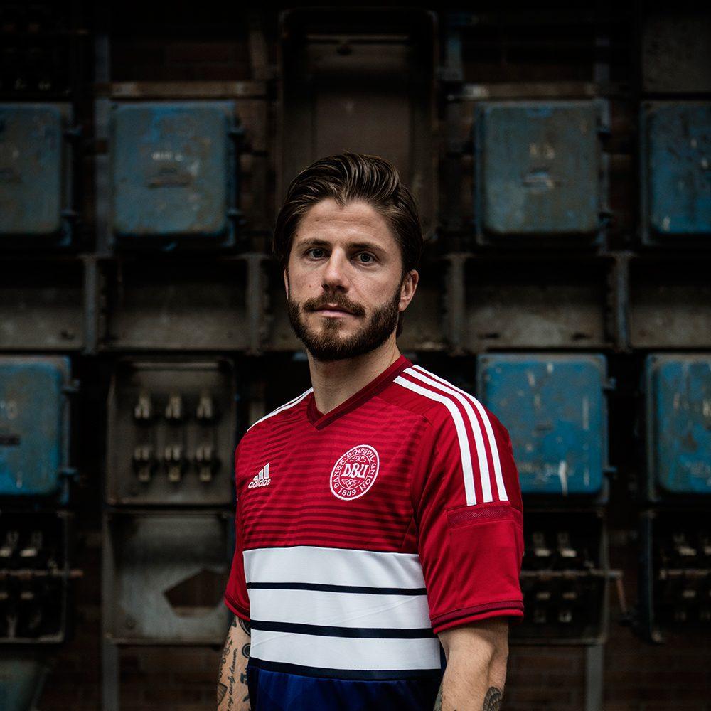14-DENMARK-Lasse-Schone 30 Best Beard Styles Donned By Footballers FIFA World Cups