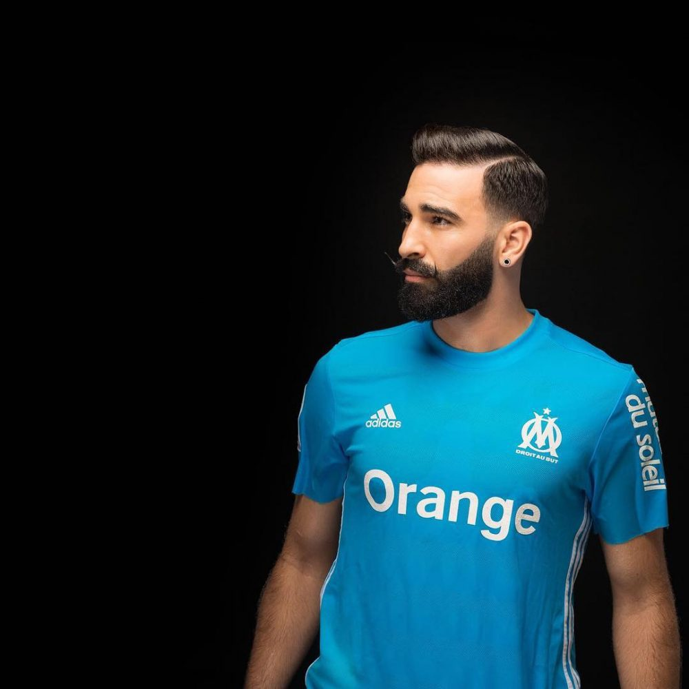 3-FRANCE-Adil-Rami 30 Best Beard Styles Donned By Footballers in 2018 FIFA World Cup