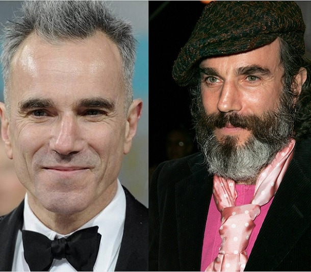 DANIEL-DAY-LEWIS 21 Photos Of Celebrities With & Without Beard