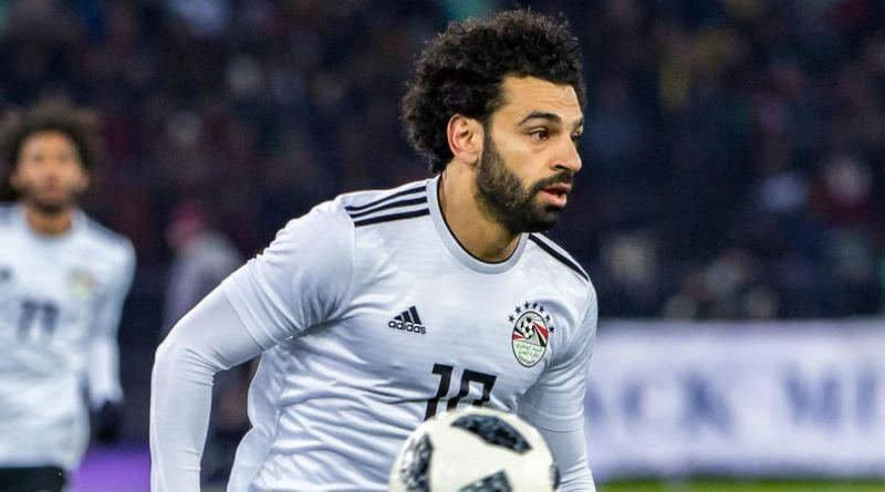 Egypt-Mohammad-Salah-beard 30 Best Beard Styles Donned By Footballers in 2018 FIFA World Cup