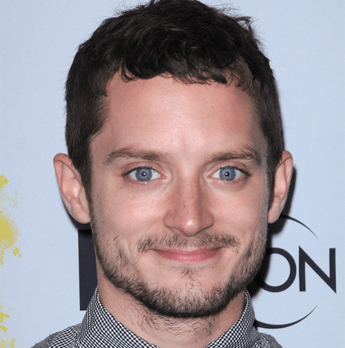 Elijah-Wood Thin Beard: How to Rock With It