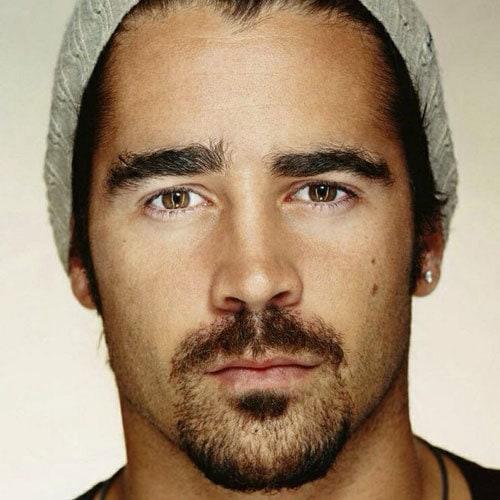 Full-Goatee-Beard Thin Beard: How to Rock With It