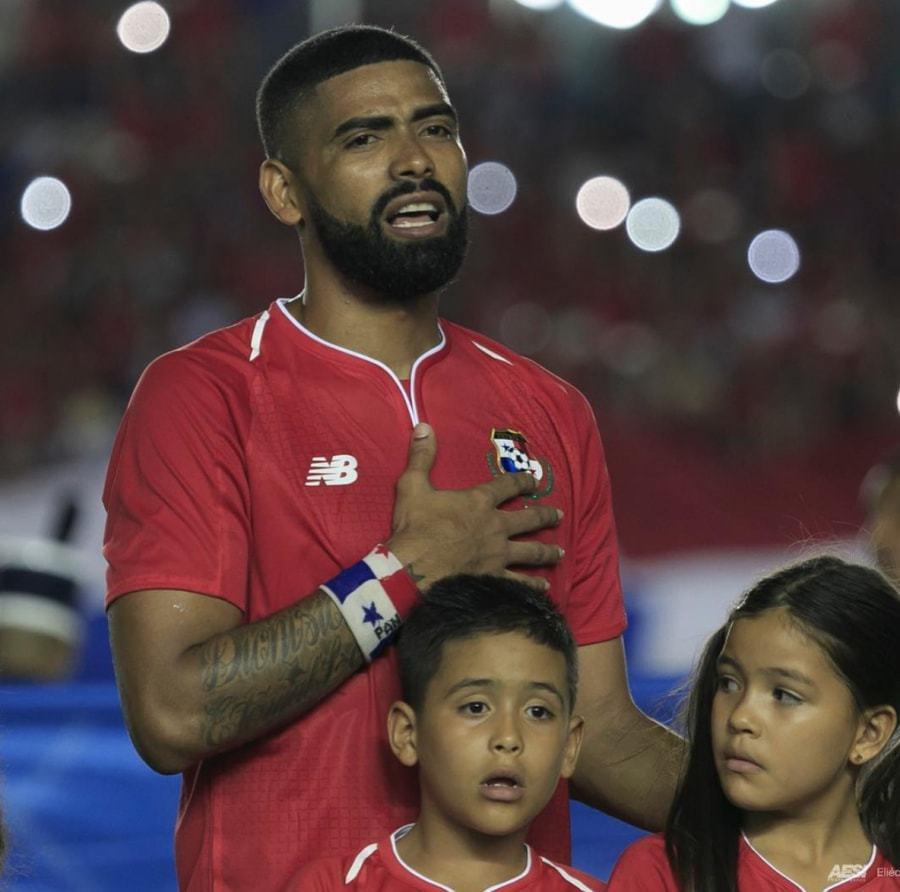 Gabriel-Gomez-beard-style 30 Best Beard Styles Donned By Footballers FIFA World Cups