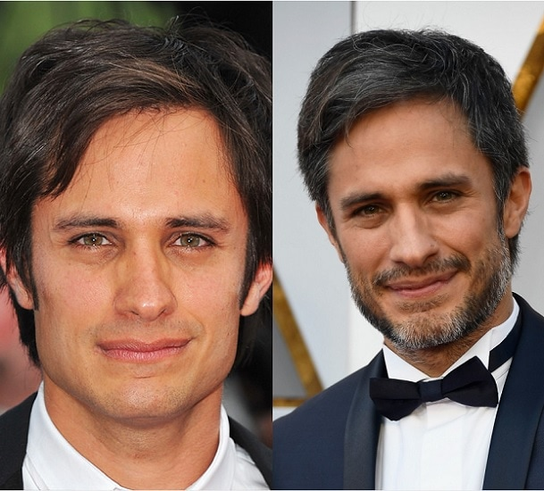 Gael-Garcia-Bernal 21 Photos Of Celebrities With & Without Beard
