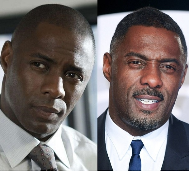 IDRIS-ELBA 21 Photos Of Celebrities With & Without Beard