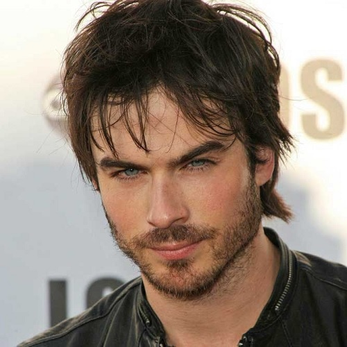 Ian-Somerhalder Thin Beard: How to Rock With It