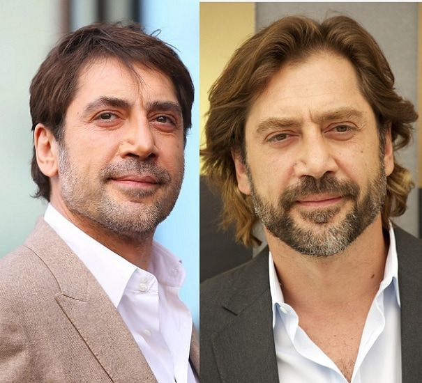 JAVIER-BARDEM 21 Photos Of Celebrities With & Without Beard