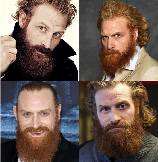 KRISTOFER-HIVJU Get Inspired By 5 Famous Beards, Goatees And Mustache Style