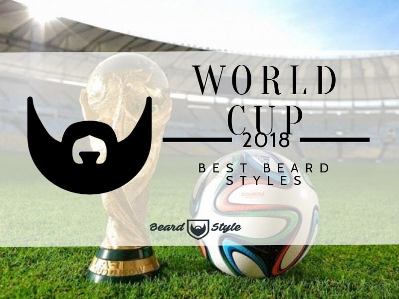 Russia World Cup beard styles donned by footballers