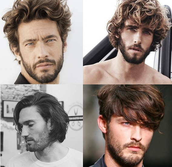 beard-for-medium-hair 100 Incredible Hairstyles With Beard To Try (2020)