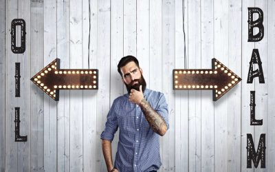 beard oil vs. beard balm