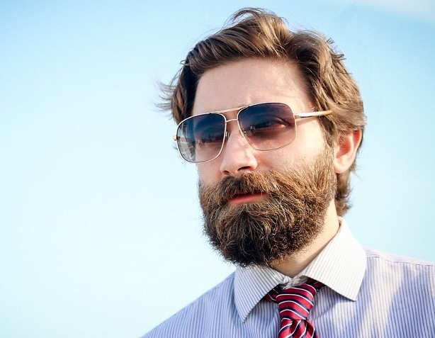 beard-with-hair2 Bearded Man: 10 Surprising Things to Know