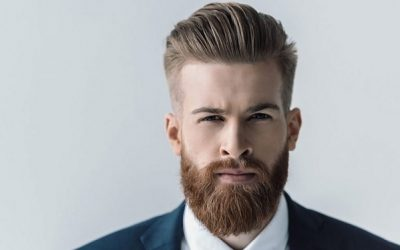bearded man fact