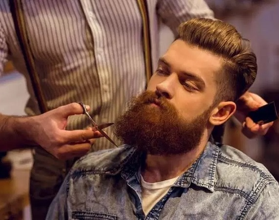 curly-beard-3 Curly Beard: Top 10 Styles & How to Take Care Like A Boss
