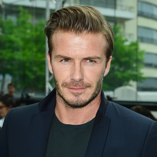 david-beckham Thin Beard: How to Rock With It
