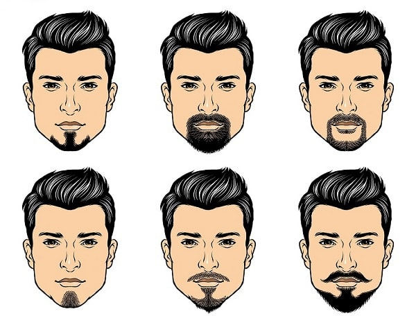 Goatee Styles How To Grow Trim And
