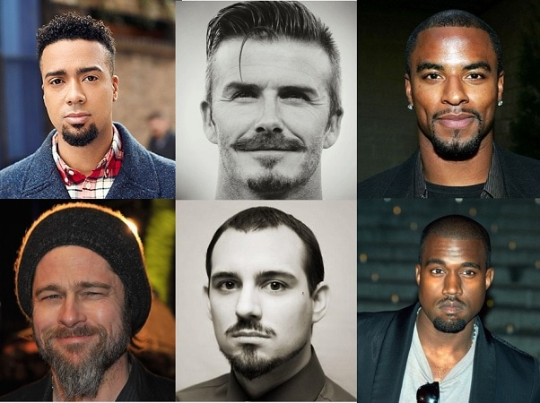 goatee-type 60 Prevailing Goatee Beard Styles for Men [2019]