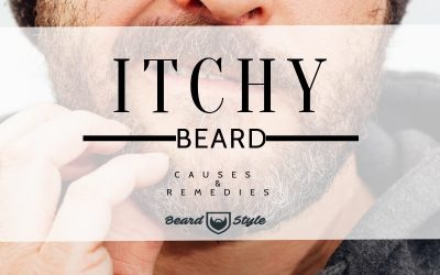 itchy beard causes and remedies