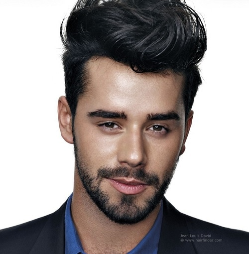 oval-face-beard-6 Pick The Ideal Beard Style for Your Oval Face