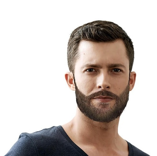 oval-face-beard-7 Pick The Ideal Beard Style for Your Oval Face