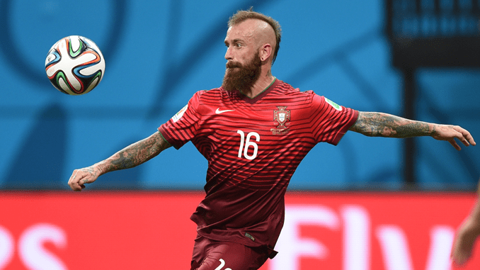 raul-meireles 30 Best Beard Styles Donned By Footballers in 2018 FIFA World Cup