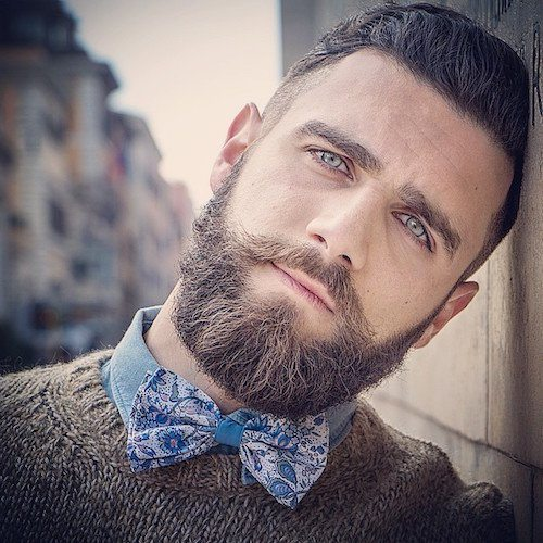 42 Exemplary Beard Styles For Round Faces Beardstyle