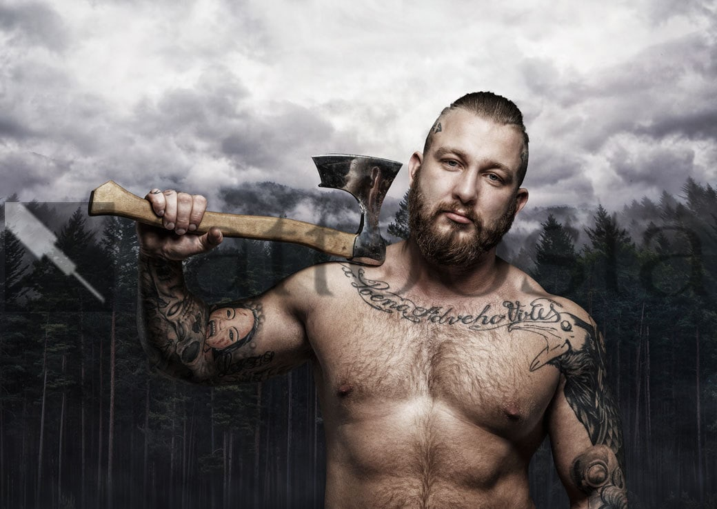 viking-beard-style Viking Beard: How to Grow + Top 10 Styles