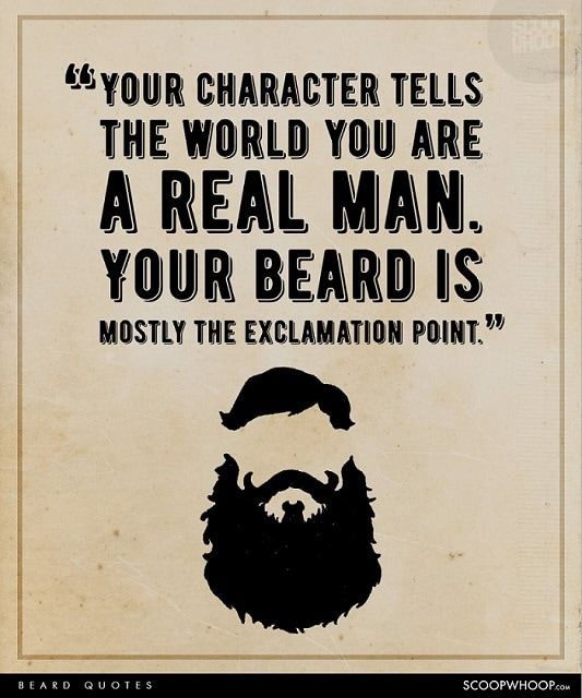 beard-quote-1 50 Epic Beard Quotes Every Bearded Guy Will Love