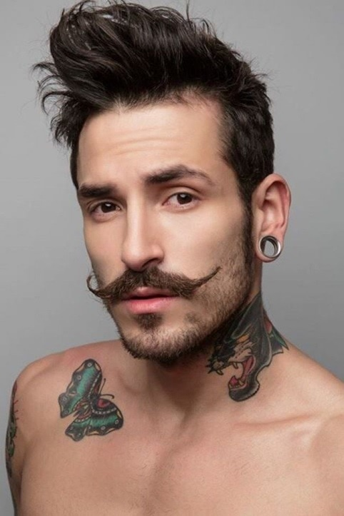 salvador-dali-mustache-2 Modern Twists To Salvador Dali Mustache