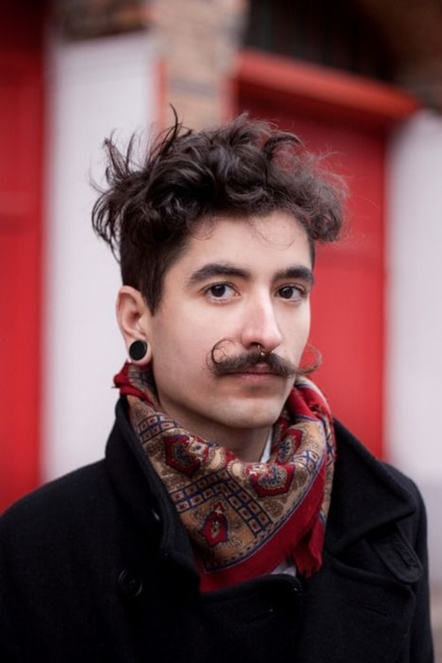 salvador-dali-mustache-3 Modern Twists To Salvador Dali Mustache