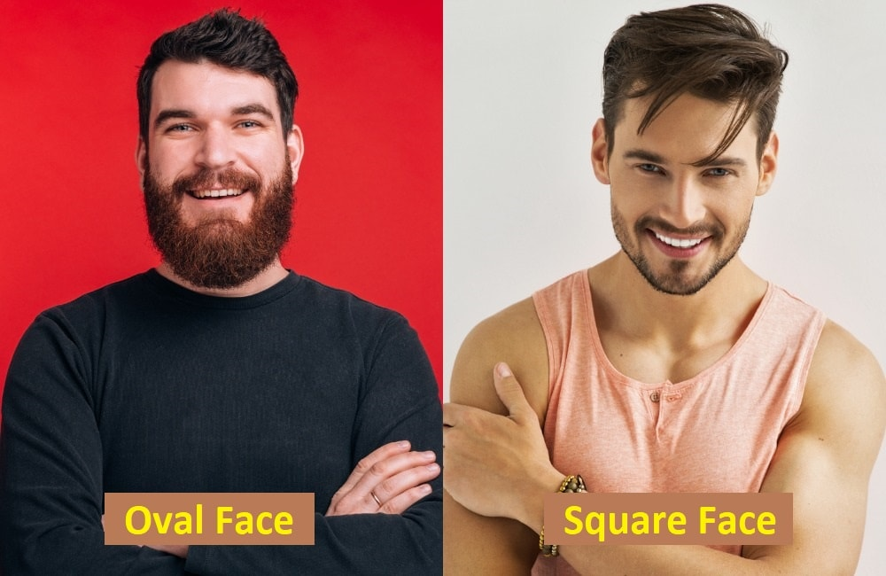 How Face Shape Affects the Look of Your Beard